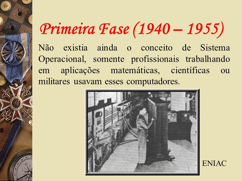 Primeira Fase (1940 – 1955)