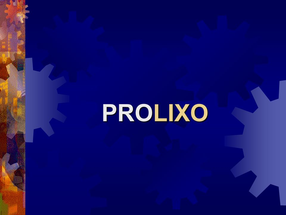 PROLIXO