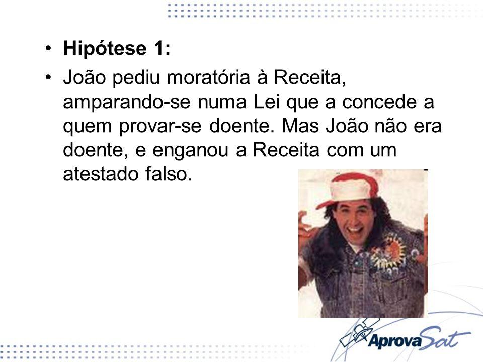 Hipótese 1: