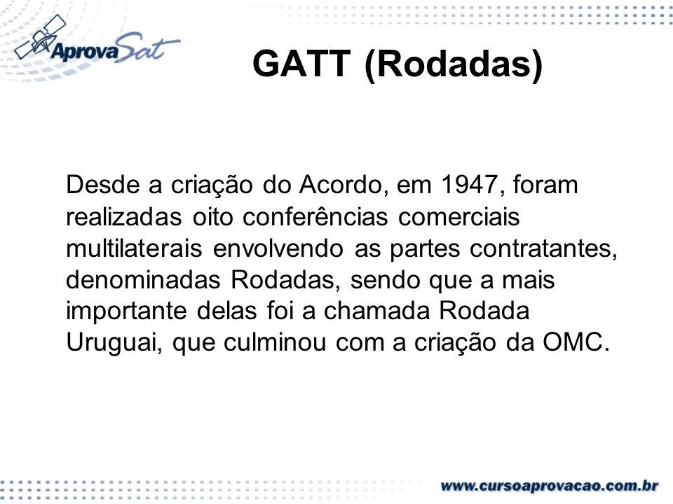 GATT (Rodadas)