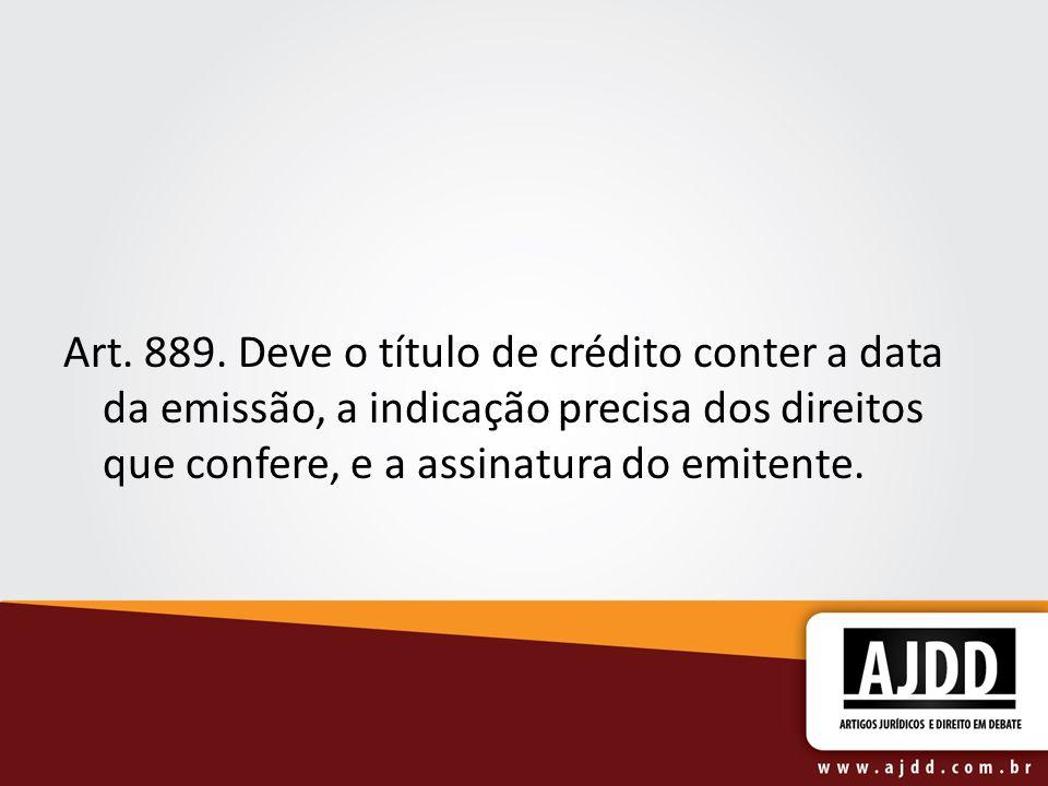 Art. 889.