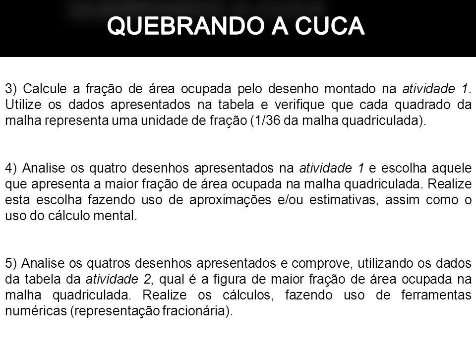 QUEBRANDO A CUCA