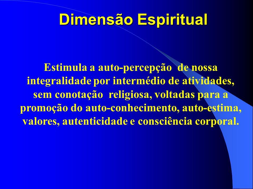 Dimensão Espiritual