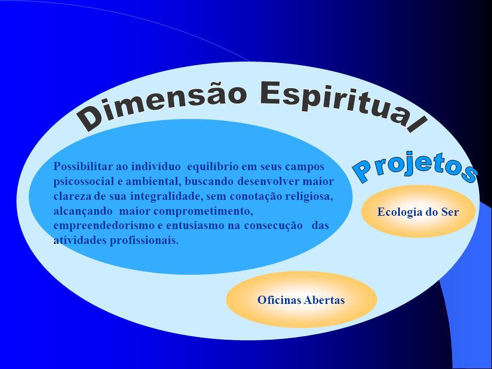 Dimensão Espiritual Projetos