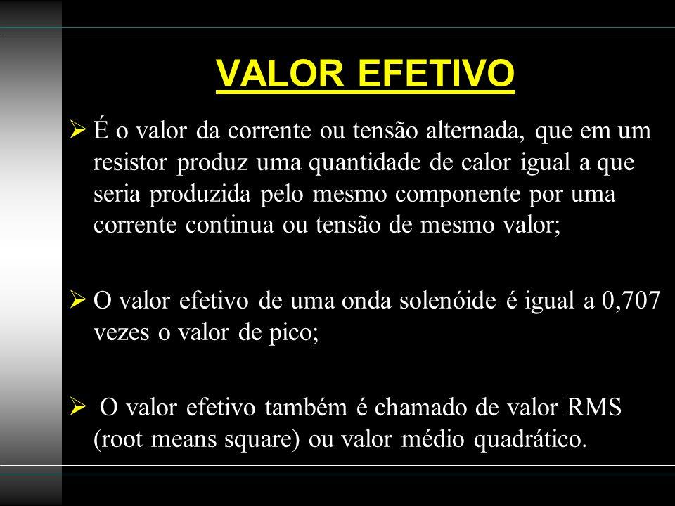VALOR EFETIVO
