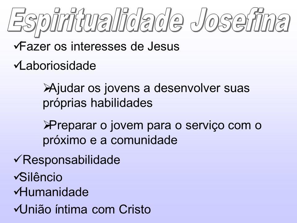 Espiritualidade Josefina
