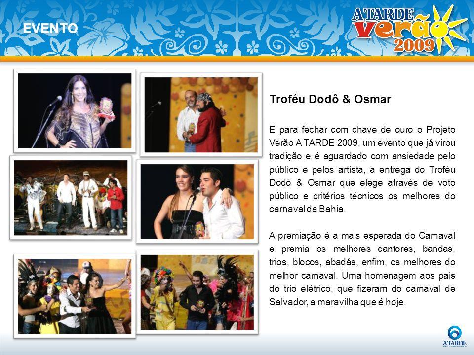 EVENTO Troféu Dodô & Osmar
