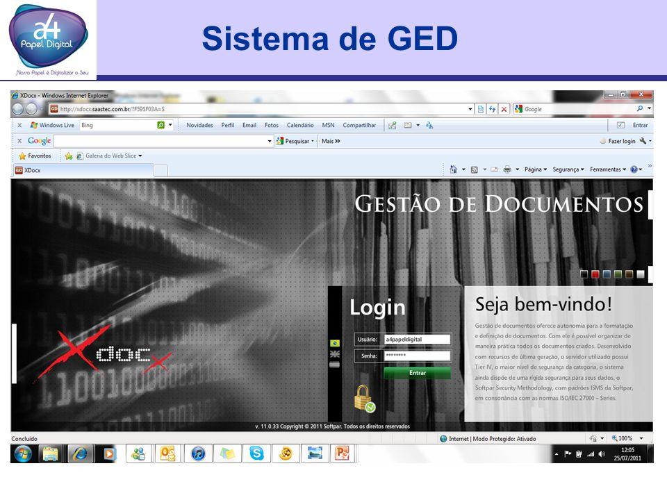 Sistema de GED