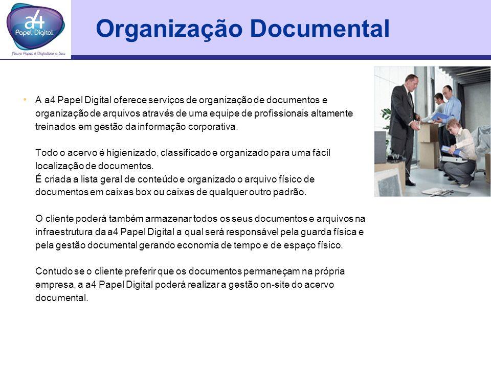 Organização Documental