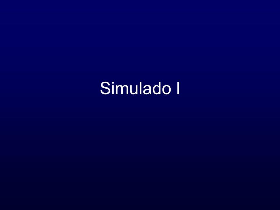 Simulado I