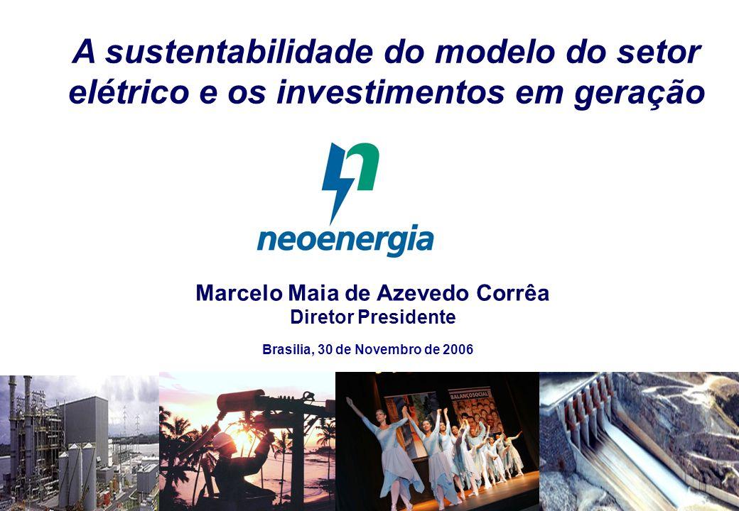Marcelo Maia de Azevedo Corrêa Brasilia, 30 de Novembro de 2006