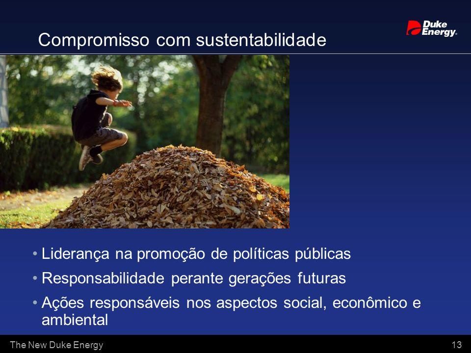Compromisso com sustentabilidade