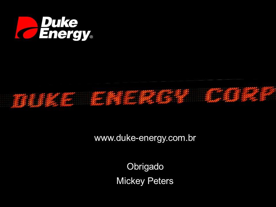www.duke-energy.com.br Obrigado Mickey Peters 3/24/2017