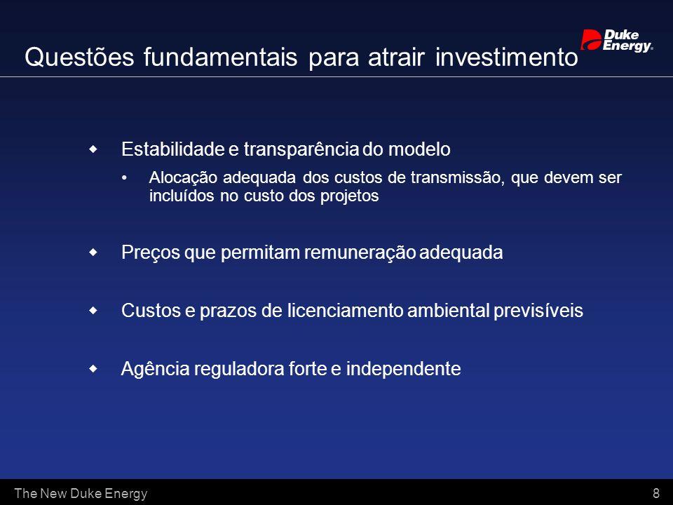 Questões fundamentais para atrair investimento