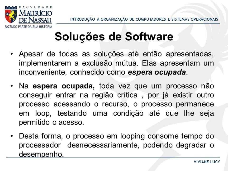 Soluções de Software