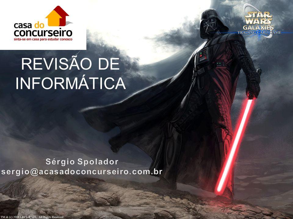 REVISÃO DE INFORMÁTICA
