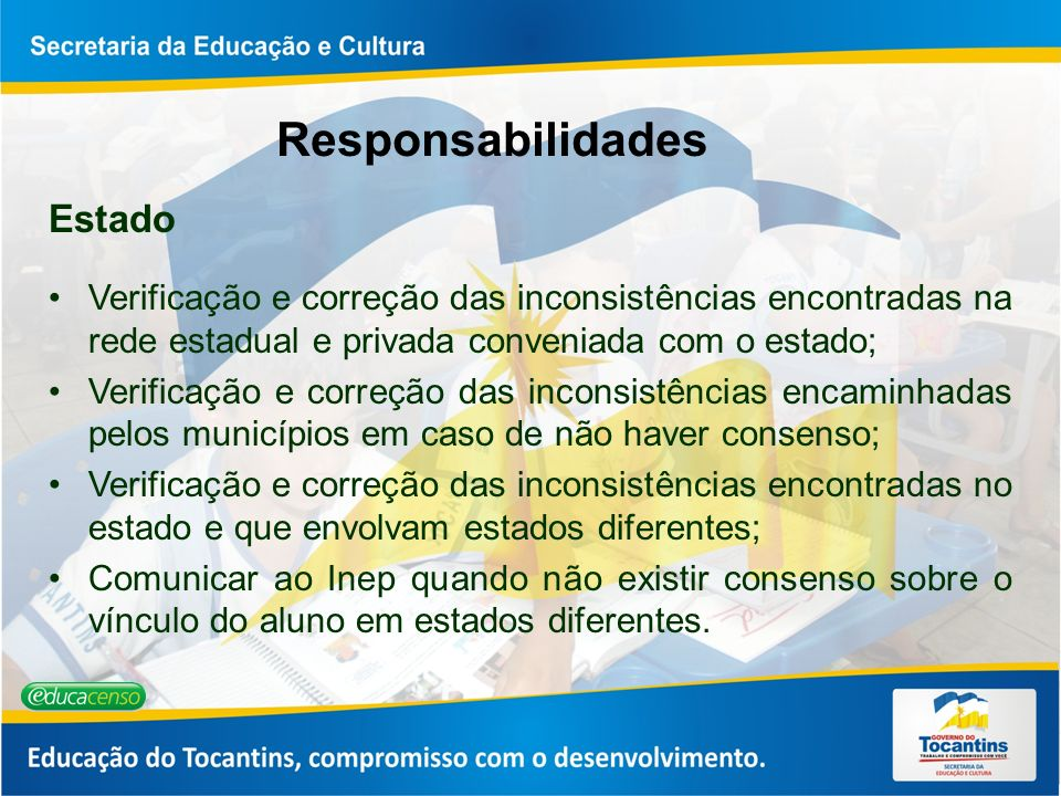 Responsabilidades Estado