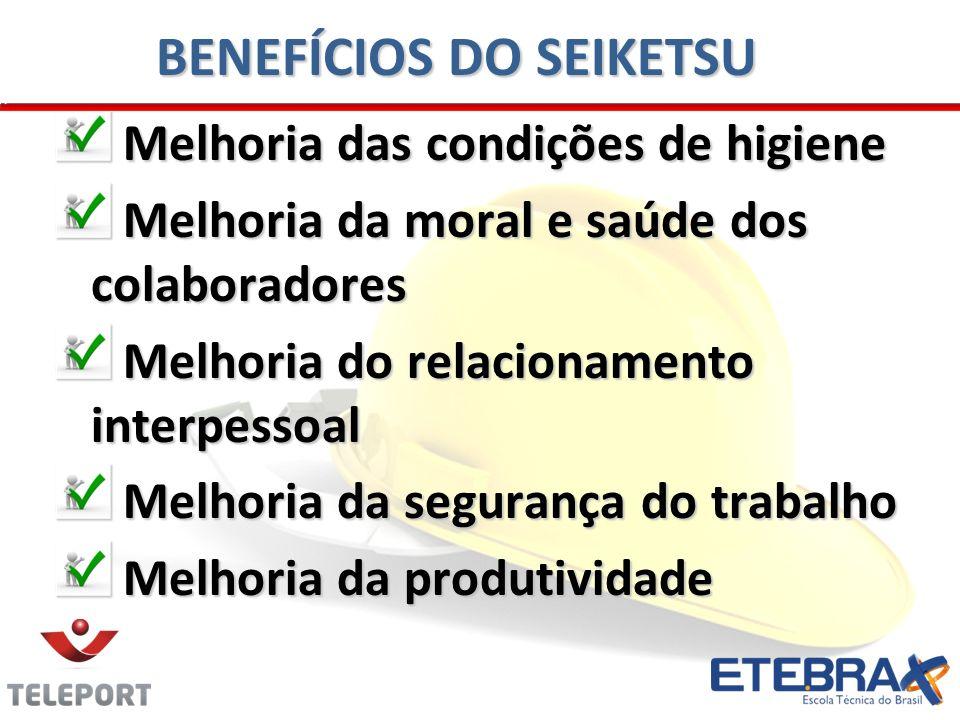 BENEFÍCIOS DO SEIKETSU