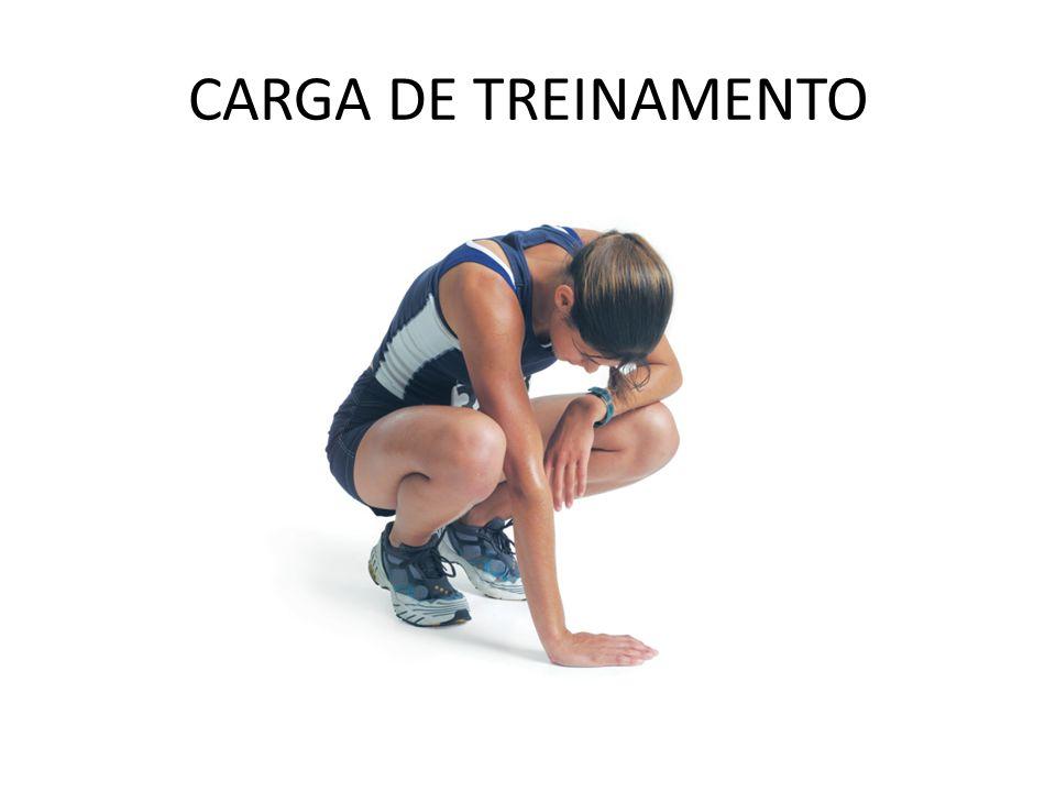 CARGA DE TREINAMENTO