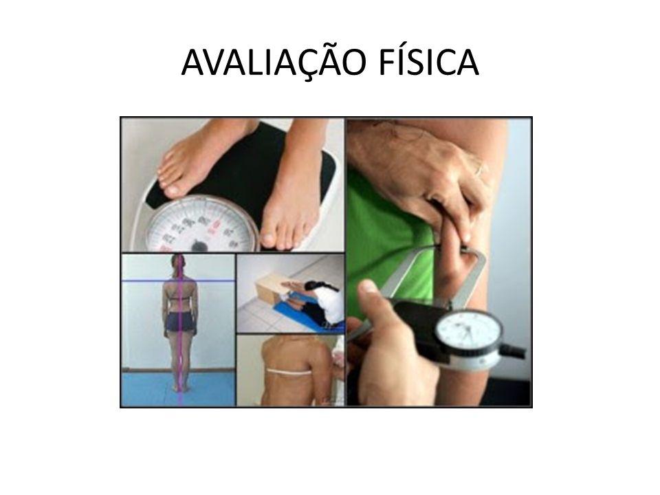 AVALIAÇÃO FÍSICA