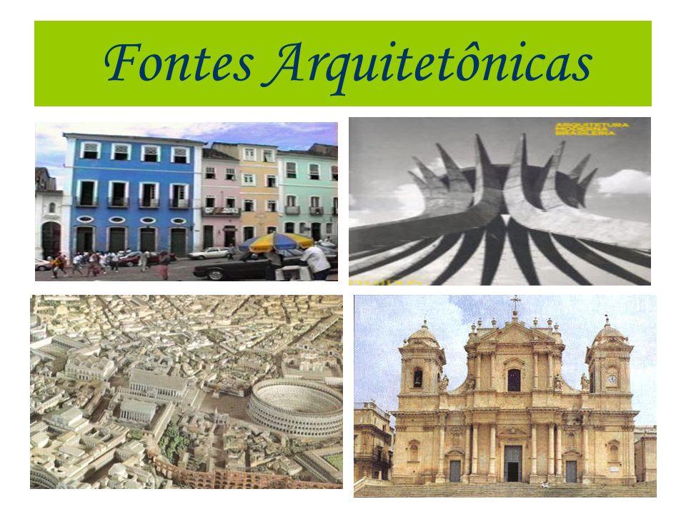 Fontes Arquitetônicas