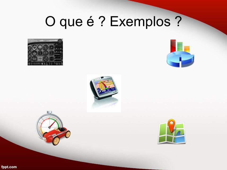 O que é Exemplos