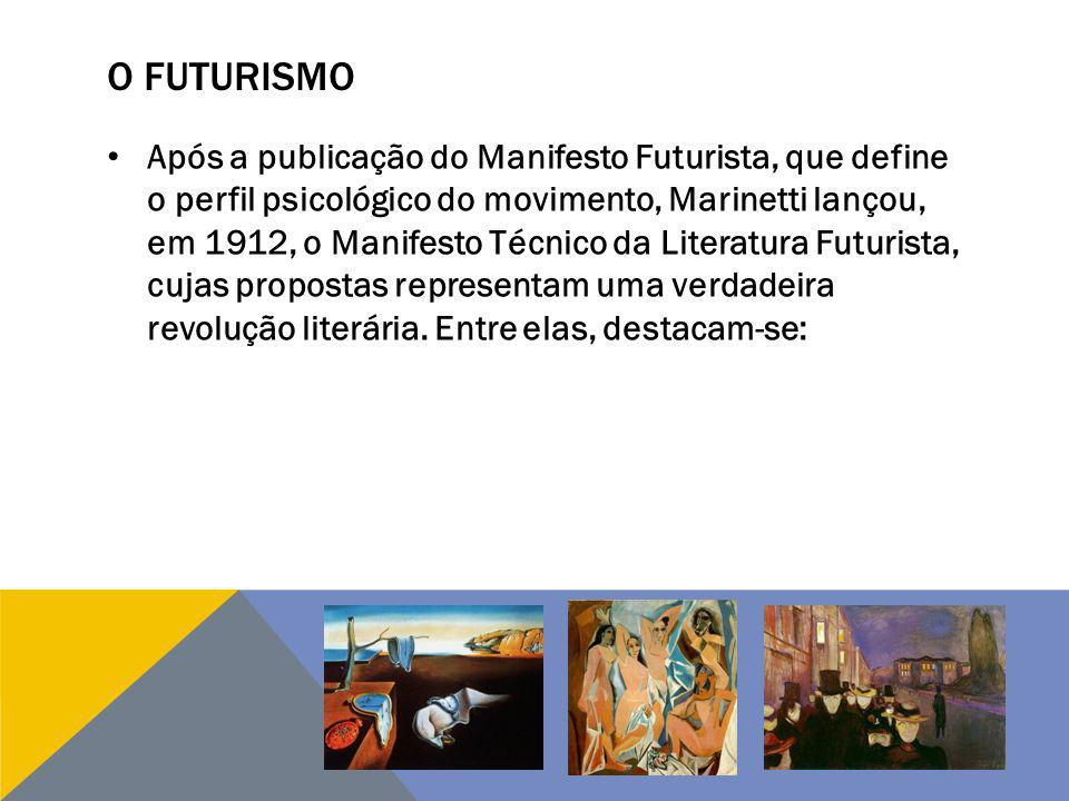 O FUTURISMO
