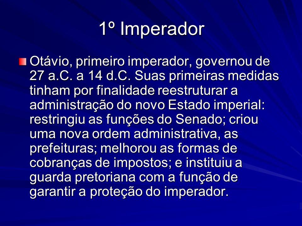 1º Imperador