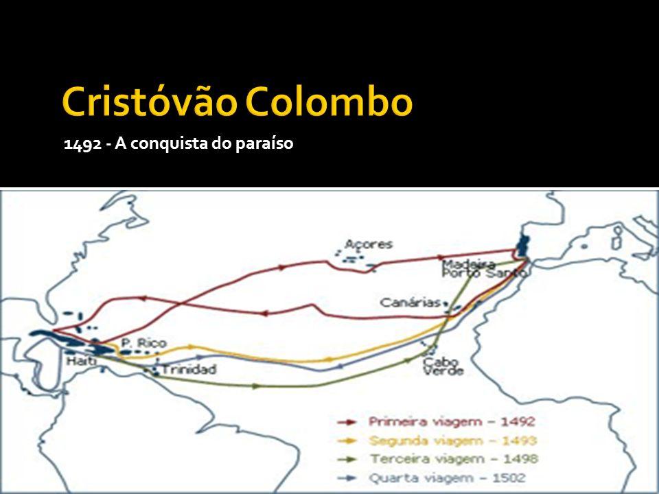 Cristóvão Colombo 1492 - A conquista do paraíso