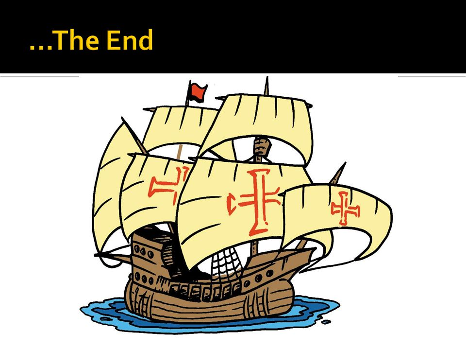 ...The End