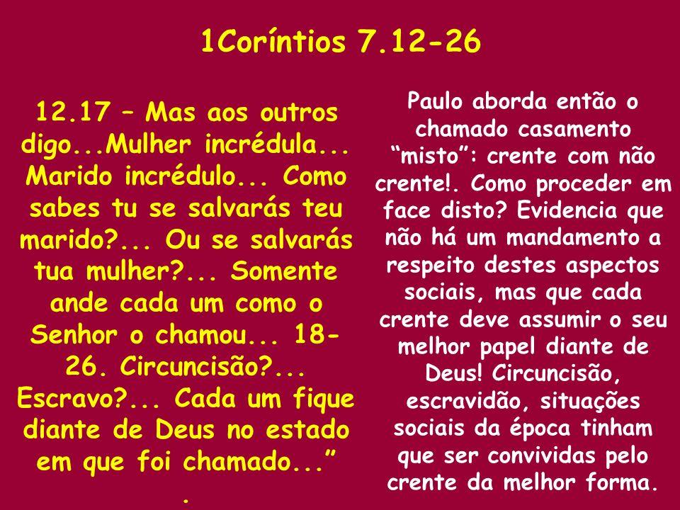 1Coríntios 7.12-26