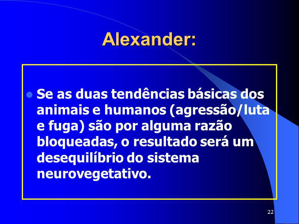 Alexander: