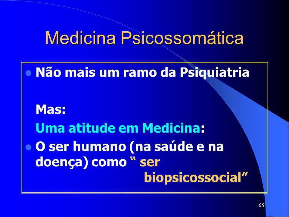 Medicina Psicossomática