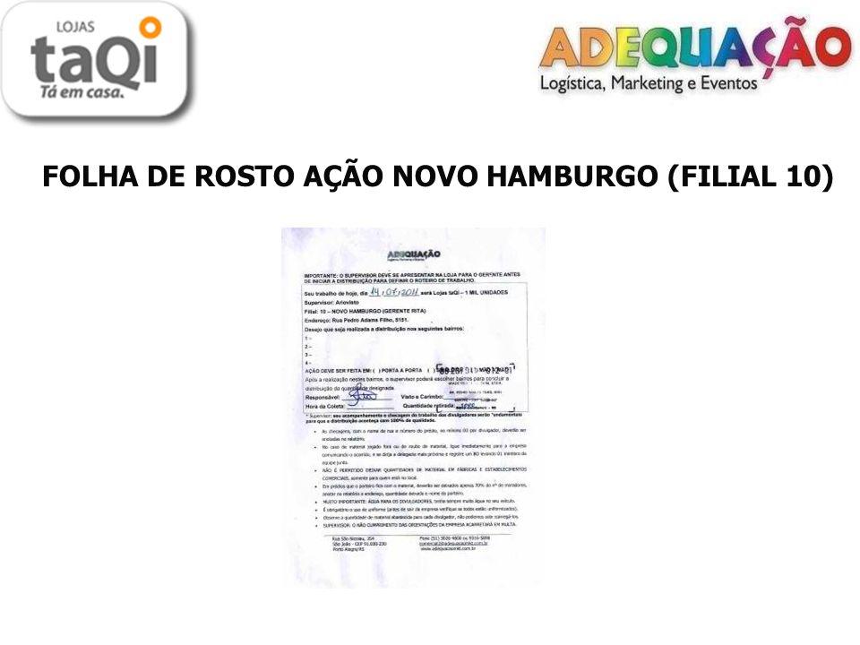 FOLHA DE ROSTO AÇÃO NOVO HAMBURGO (FILIAL 10)