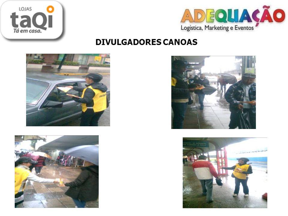 DIVULGADORES CANOAS