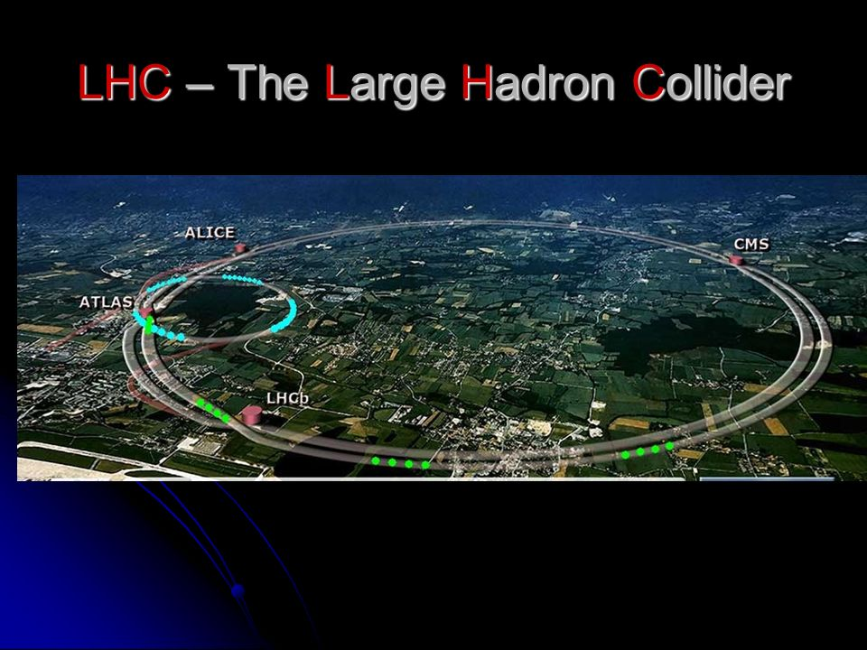 LHC – The Large Hadron Collider