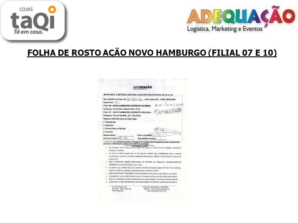 FOLHA DE ROSTO AÇÃO NOVO HAMBURGO (FILIAL 07 E 10)