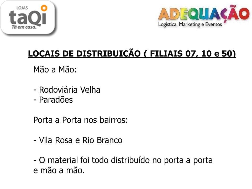 Porta a Porta nos bairros: Vila Rosa e Rio Branco