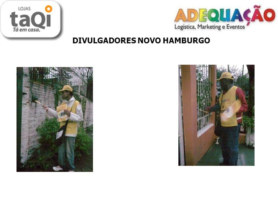 DIVULGADORES NOVO HAMBURGO