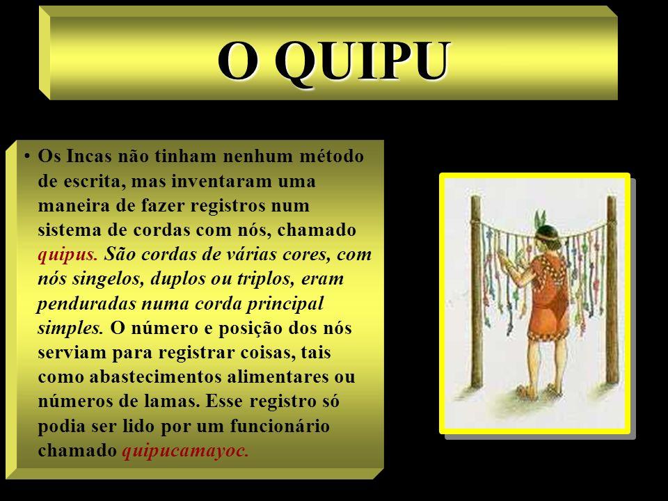 O QUIPU