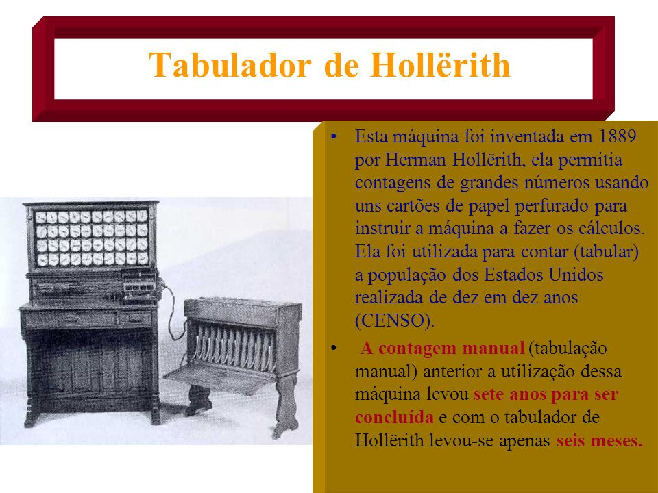 Tabulador de Hollërith