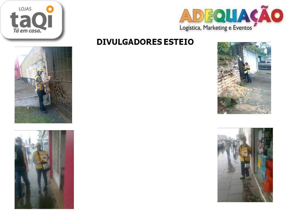 DIVULGADORES ESTEIO