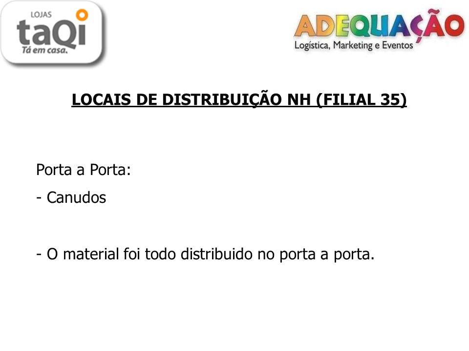 LOCAIS DE DISTRIBUIÇÃO NH (FILIAL 35)