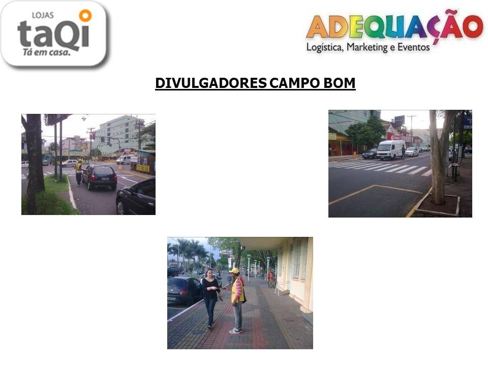 DIVULGADORES CAMPO BOM