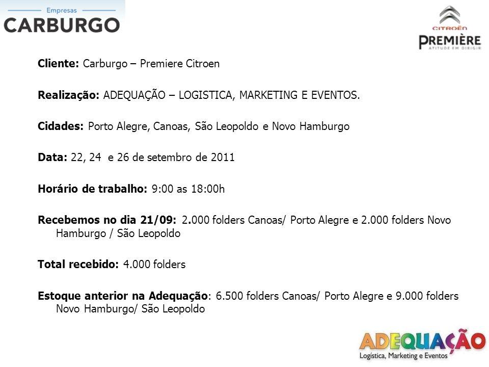 Cliente: Carburgo – Premiere Citroen