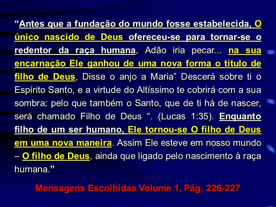 Mensagens Escolhidas Volume 1, Pág. 226-227