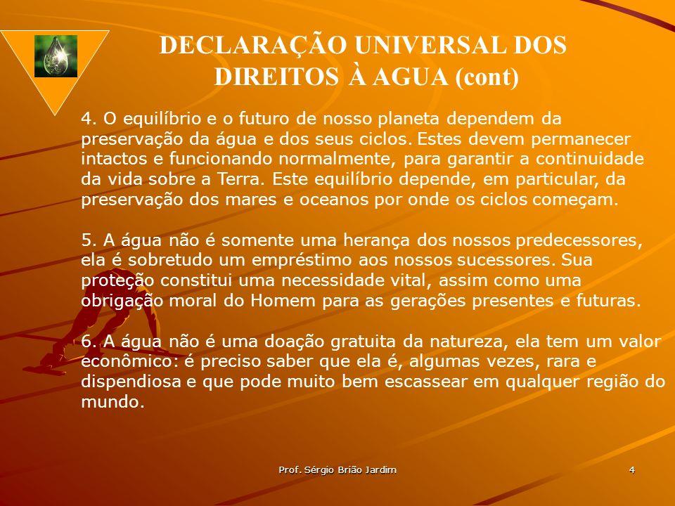 DECLARAÇÃO UNIVERSAL DOS