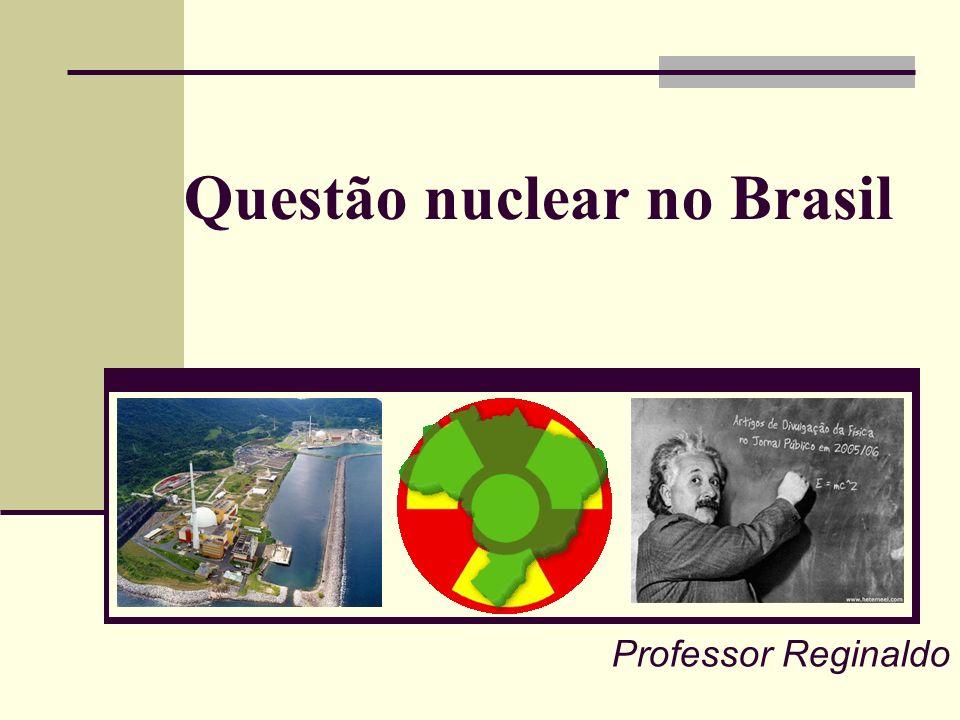 Questão nuclear no Brasil