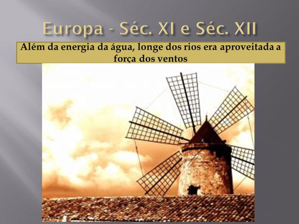 Europa - Séc. XI e Séc.