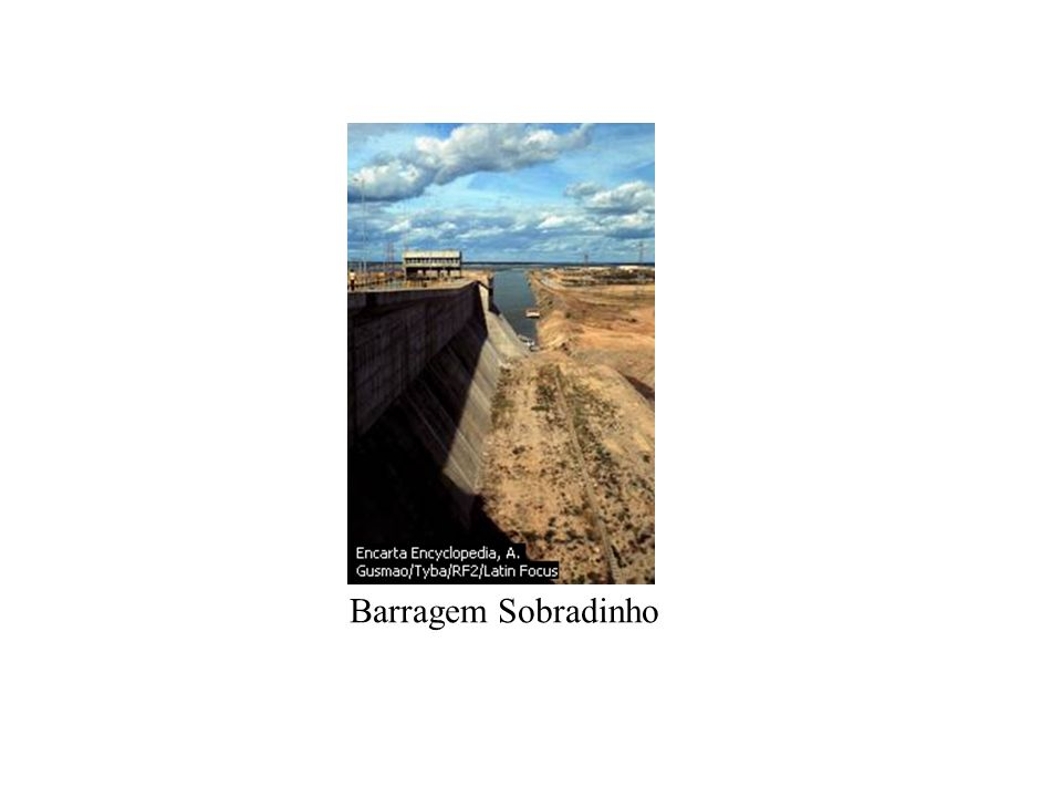 Barragem Sobradinho